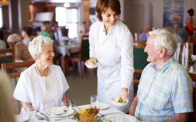 Mange ældre får behov for ernæringstilskud