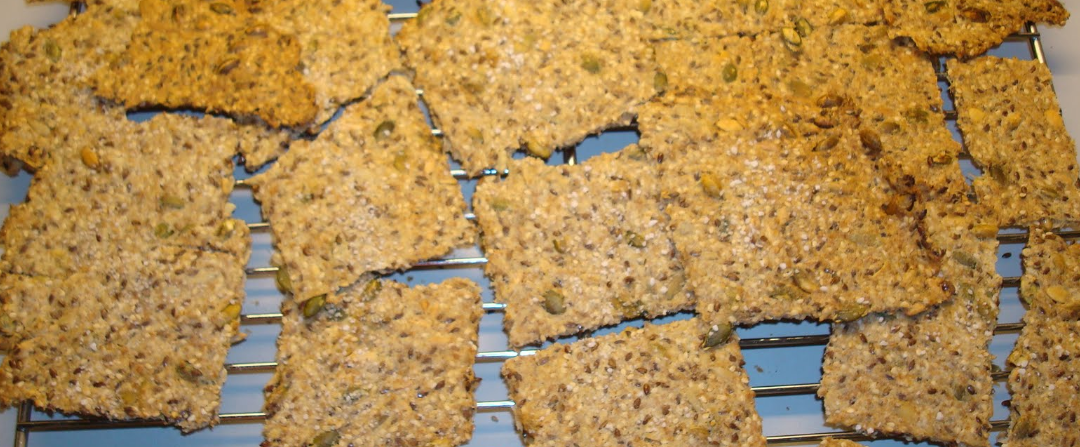 proteinberiget knækbrød