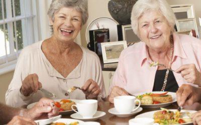 Sundheden i alderdommen