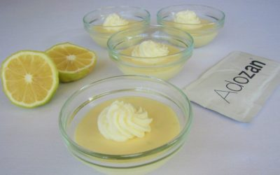 citronfromage til småtspisende