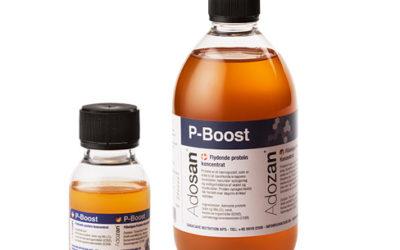 P-Boost – flydende proteintilskud